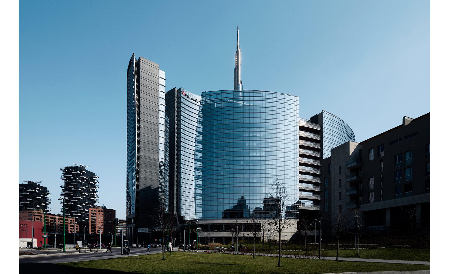 Architecture quartiere porta nuova marco tacchini - Via porta nuova milano ...