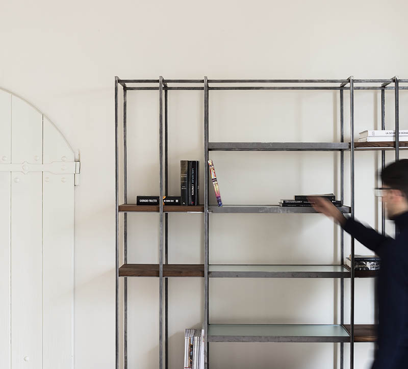 NTN BOOKCASE